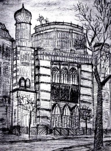 KNR-Ruine Synagoge O-burger