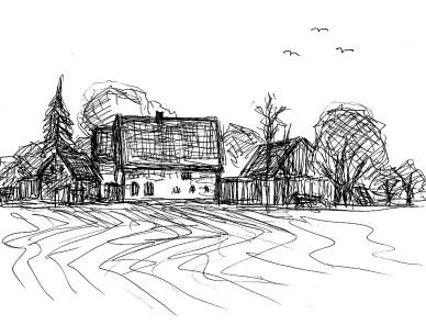 LausitzSk12 Proschim Bauernhof