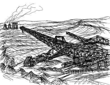 LausitzSk18 Tagebau Welzow-Sued3