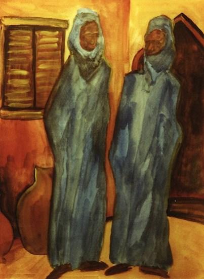 Marokko3_Hommes Bleues-Aqu