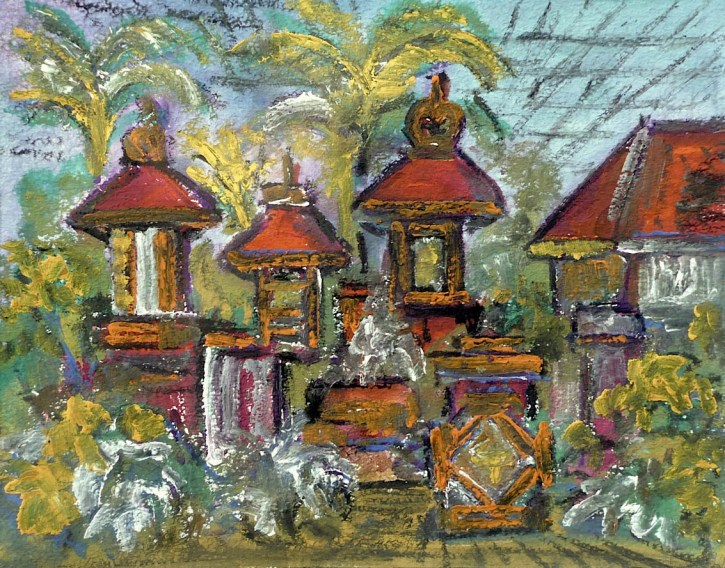 Marzahner Garten-Balinesischer Garten