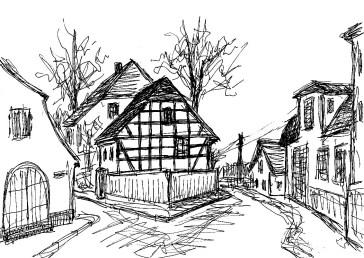 MittelSk8 Beelitz Stadtausfahrt