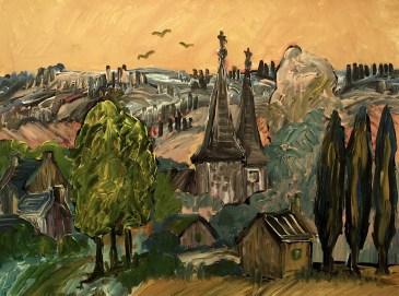 Normandie15_Kirche von Essay