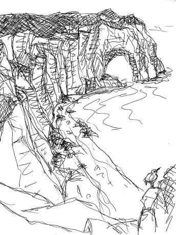 Normandie24-Steilkueste bei Etretat2