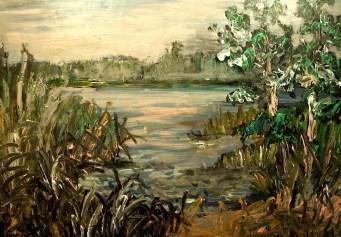 Oder29_Kleiner See bei Muenchehofe