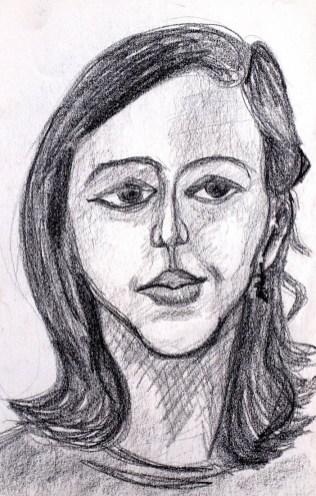 Portrait Angelika II
