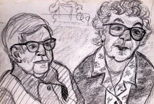 Portrait Frau Ortmann und Frau Weyer