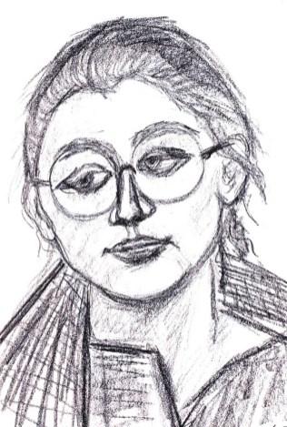 Portrait Gudrun