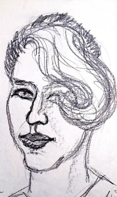 Portrait Sandra