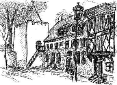 PrignitzSk7 Eldenburg Quitzowturm