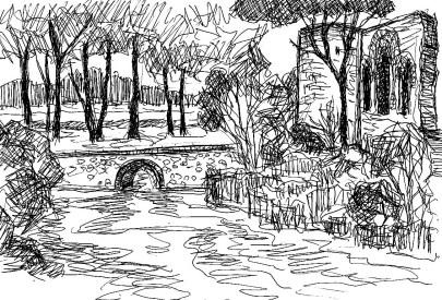 PrignitzSk8 Freyenstein Im Schlosspark