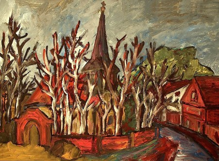 Ruppin17_Kirche in Garz