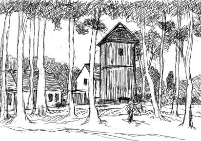 RuppinSk15 Molchow-Glockenturm