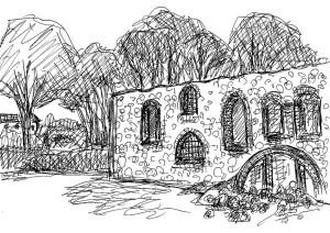 RuppinSk3 Ganzer Kirchenruine