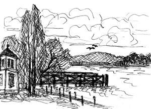 RuppinSk6 Wustrau-Uferpromenade
