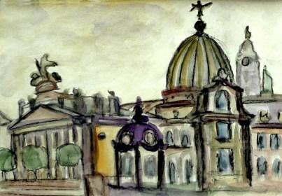 SAX-Dresden-Bruehlsche Terrassen