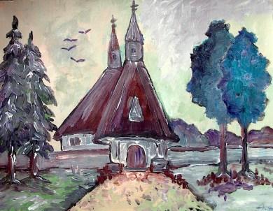 Slowak17-Kirche Trnovce