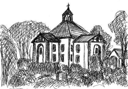 SpreeSk15 Lindenberg-Tauche-Schlosskapelle
