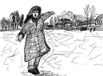 SpreeSk2 Bad Saarow-Auf dem Eis