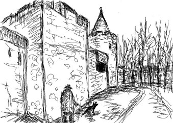 SpreeSk2 Beeskow-Stadtmauer
