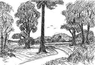 SpreeSk6 Groß-Rietz-Schlosspark
