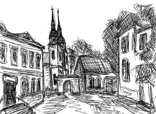 SpreeSk6 Neuzelle-Klosterkirche