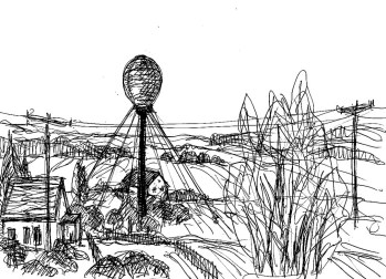 TeltowSk4 Langengrassau-Wasserturm