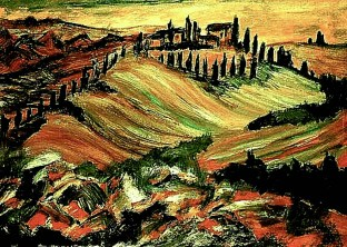 Toscana10-Crete bei Siena3