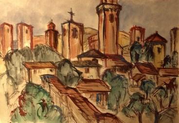 Toscana7_San Gimignano