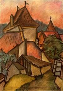 Transsilvan7-Sighisoara-Weberturm