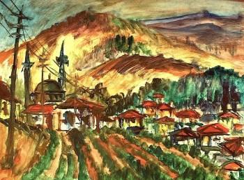 Tuerkei11-Weinberge bei Iznik