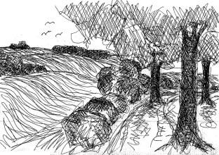 UckerSk11 Landschaft bei Angermuende 1