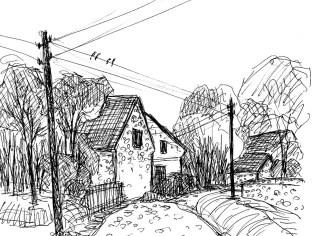 UckerSk19 Herzfelde-Dorfstrasse