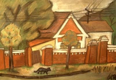 Ungarn27-Borjad-Bauernhof