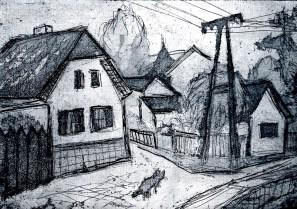 Ungarn7-Szentendre-Aquatinta