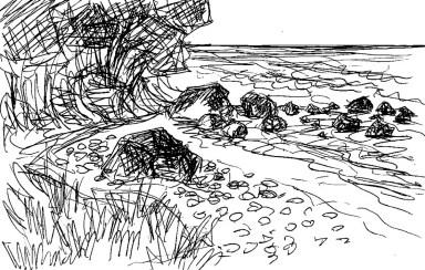 Wittow12-Strand bei Vitt2