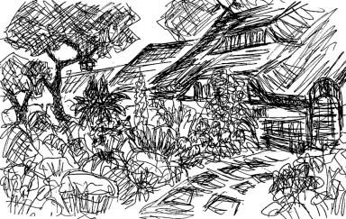 Wittow22-Im Garten