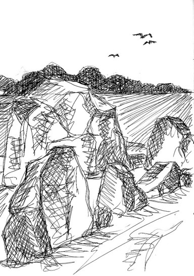 Wittow30-Huenengrab von Nobbin2