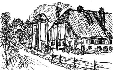Wittow7-Scheune in Bohlendorf