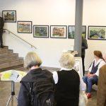 Vernissage in der Rathausgalerie Hoppegarten