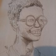 Female Faces in Pencil #7/29