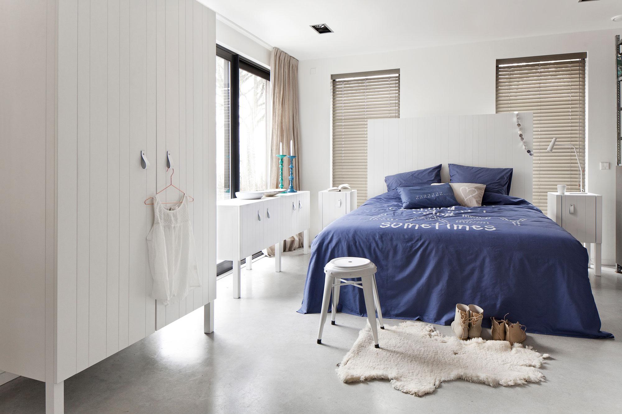 Slaapkamer vloerbedekking of laminaat  TGWONEN