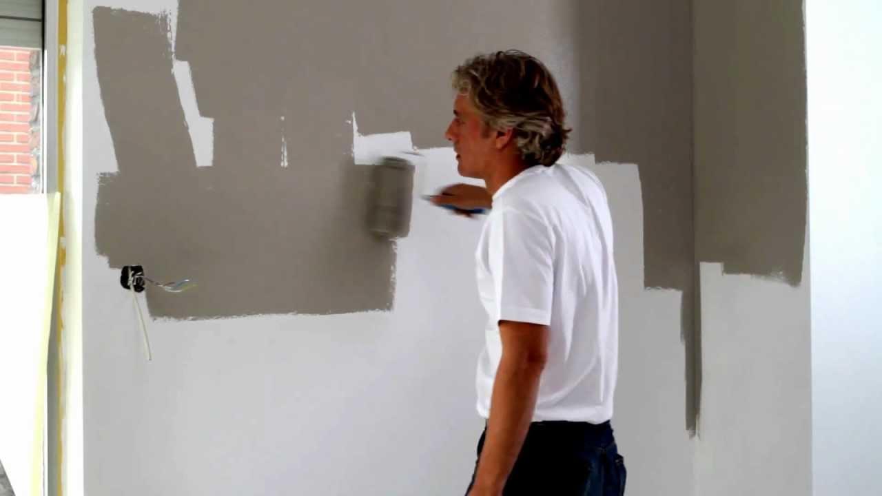 Een perfect rechte lijn schilderen Hoe doe je dat  TGWONEN