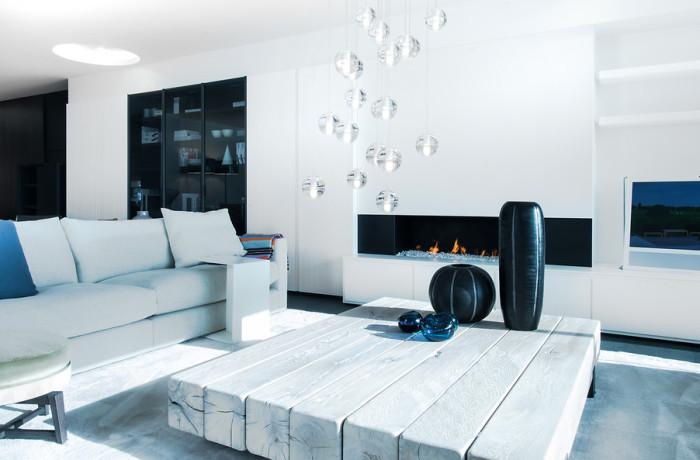 Moderne woonkamer meubels inspiratie  TGWONEN