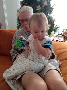 Grandfather & Thomas