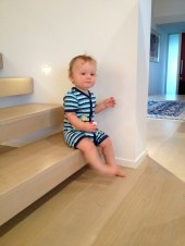 loving the stairs