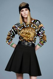 fashion versace pre autumn winter