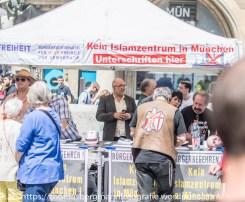 Michael stürzenberger Marienplatz 29.05.2016 (4 von 5)