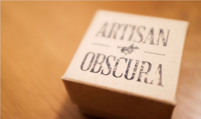 Déclencheur Artisan Obscura : packaging
