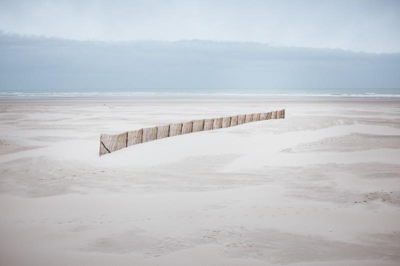 Projet 52 - La plage de Berck